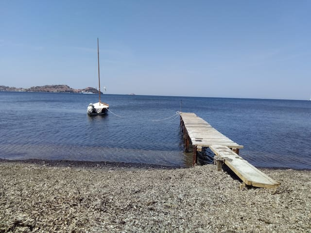 Casa IL FOSSO KADDOUS am Meer - Insel Elba