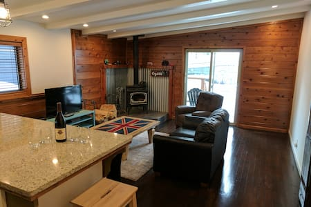 Mountain modern apartment near Donner Lake - Truckee - Pis