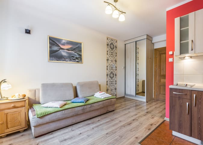 Apartament Krupówki Studio 2