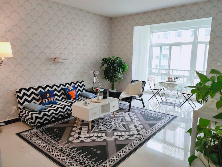 【随缘】北欧风格两居室公寓
