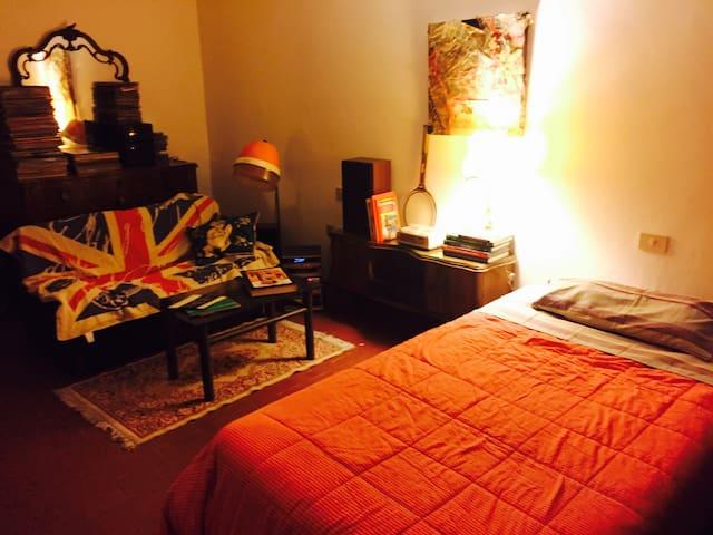 200 Mq in centro, stanza singola. - Ferrara - Apartment
