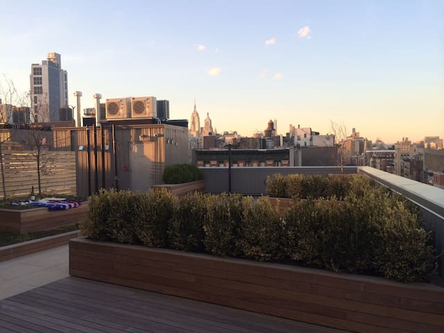 Brand New Apartment/Building in the East Village
