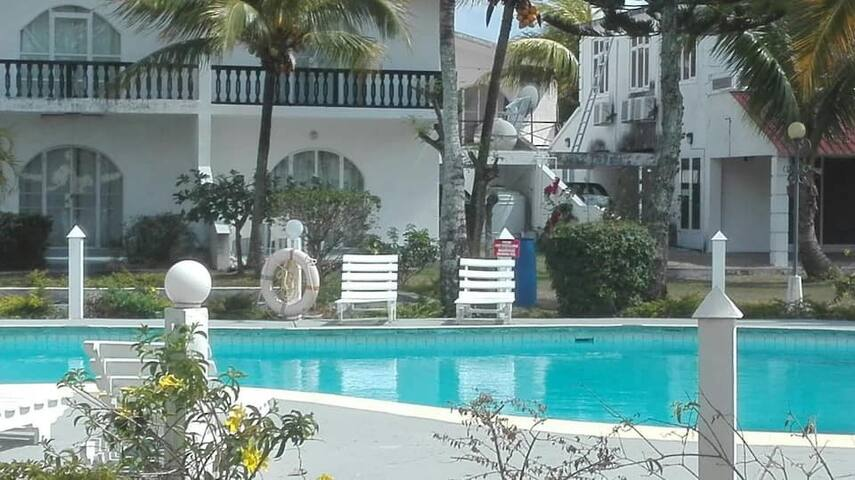 Nice and calm Villa for family vacation near beach