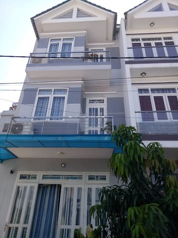 Welcome to our apartment in Da Nang , Viet Nam.