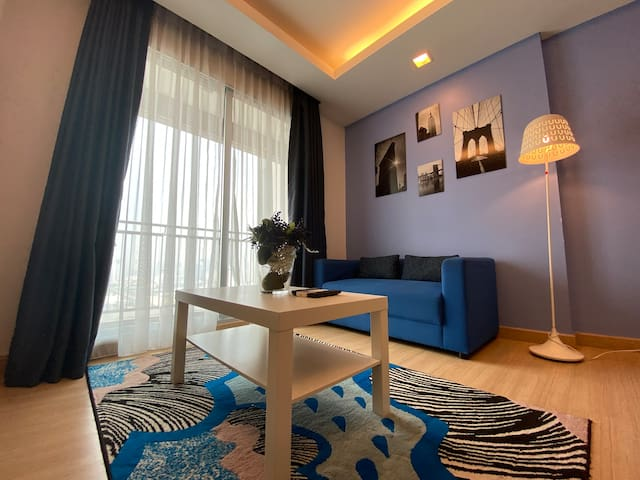 Comfy Condo for Digital Nomad | Thong Lo | Bangkok