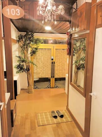 Seoulmom(2people room+shower room) - Jung-gu - Bed & Breakfast
