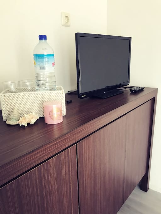 TV and Cabinet for Each Room