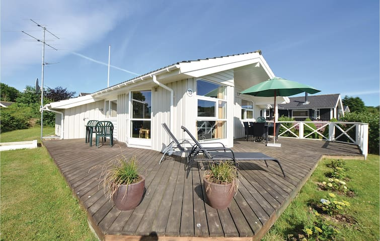 Holiday cottage with 3 bedrooms on 86m² in Sydals