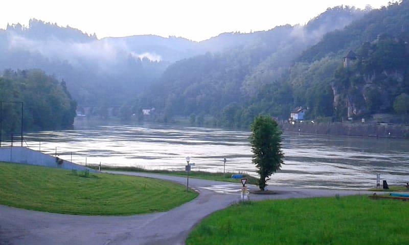 Sommerfrische - Eine erholsame Woche am Donaustrom