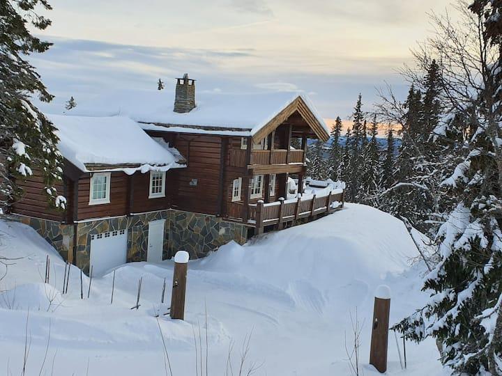Trysil Sør-Ugla! Ski in/ut,Lekker storhytte 18seng