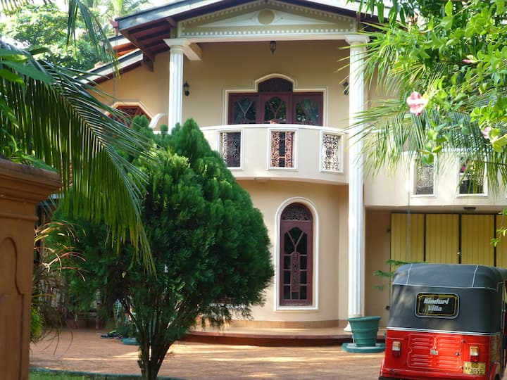 Kindurivilla Guesthouse 3 Zimmer für 6 Personen