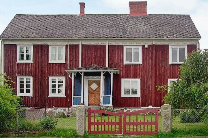 8 person holiday home in OLOFSTRÖM