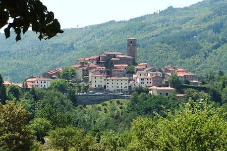 Graziosa casa in borgo medievale - Piteglio - Haus
