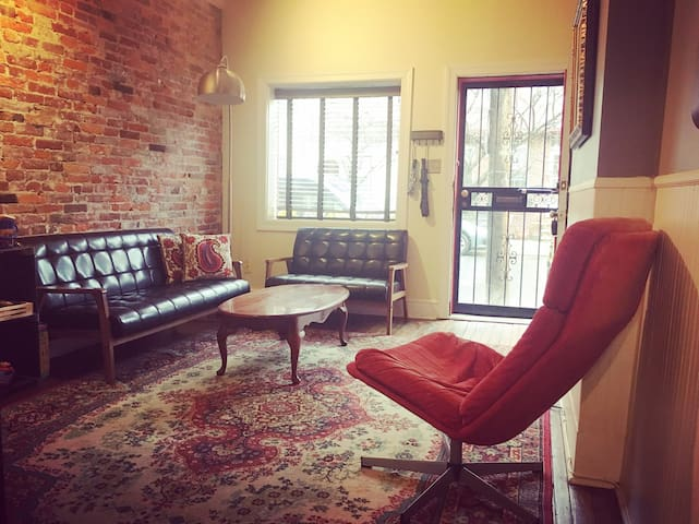 3-Bdrm Townhouse,close to Old City and Center City - Philadelphia - Hus