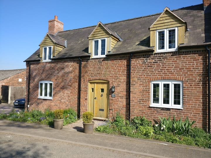 Newly renovated country cottage