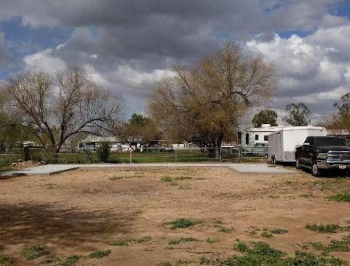 Casa De Dry Camping RV Site