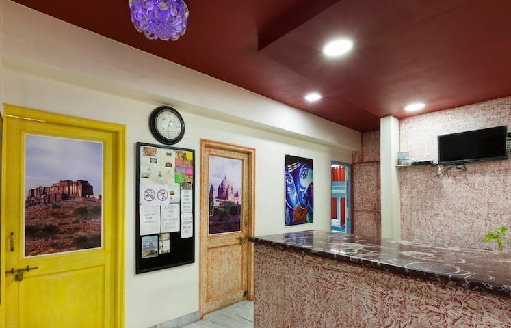 HOMESTAY for FAMILY VACATION (4 Room Set)+Lobby