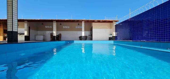 Casa de Praia grande com piscina Atalaia Salinas