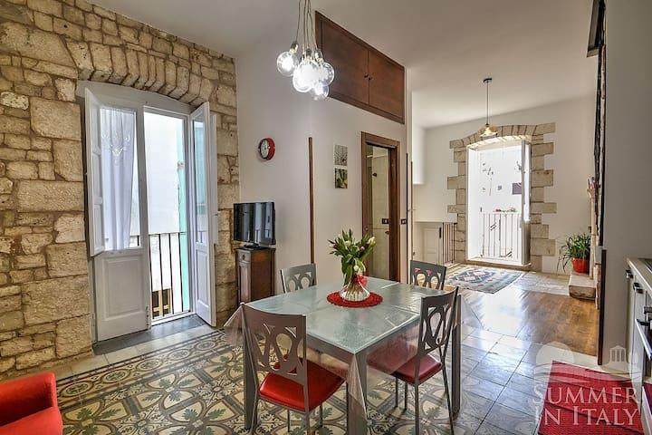 Antiche Mura  Apartment - nel cuore della Puglia - Turi - Apartamento