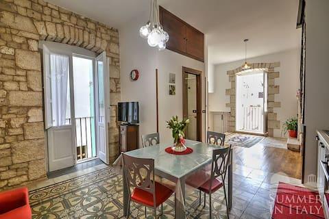 """""""Nel Cuore della Puglia"""" -Antiche Mura Apartment"""