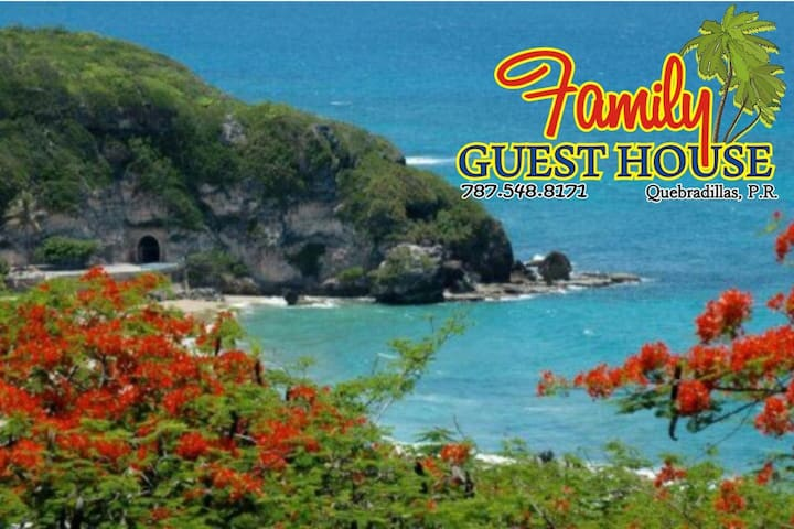 Family Guest House (PHONE NUMBER HIDDEN) - Quebradillas