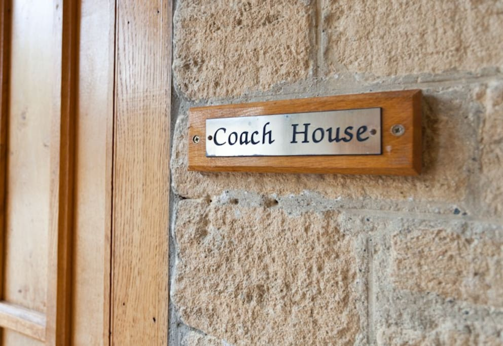 The Coach House at Orchardleigh Estate