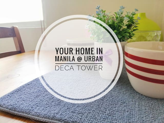 Urban Deca. 30%Off for 1Month Stay. Wifi+Netflix.