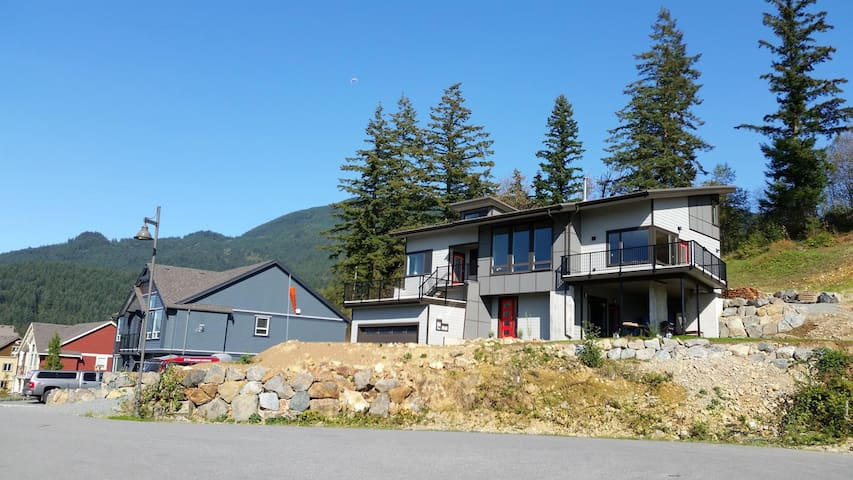 Pilots' Loft 1, B&B with breathtaking view - Agassiz