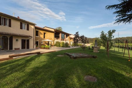 Rural apartment with pool - Rivoli Veronese