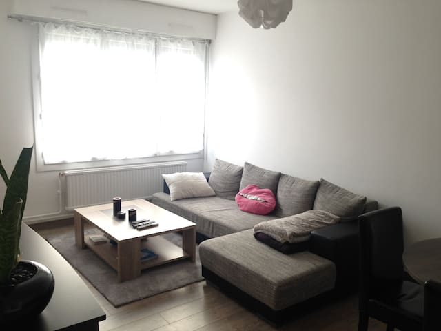 Beau F2 Nancy Centre Parking - Nancy - Apartamento