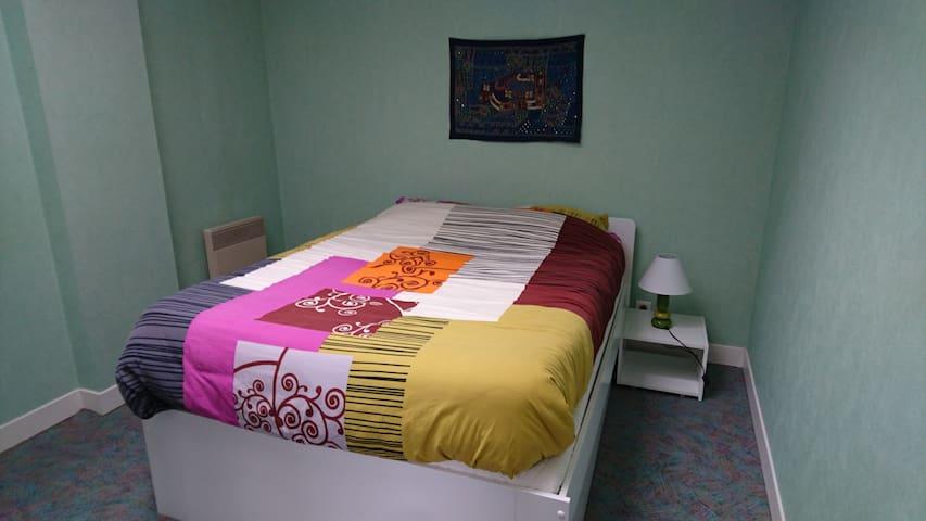Chambre cosy pour deux personnes - Chaumont - 獨棟