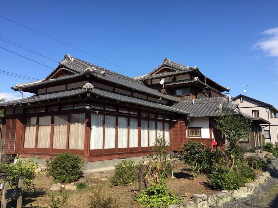 Enjoying Japanese architecture 일본 건축을 즐기고