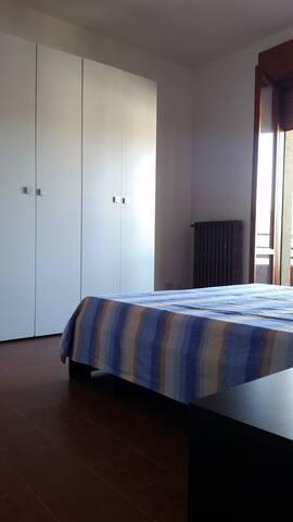 Zona verde e tranquilla a 5 minuti da Cesena - Cesena - Leilighet