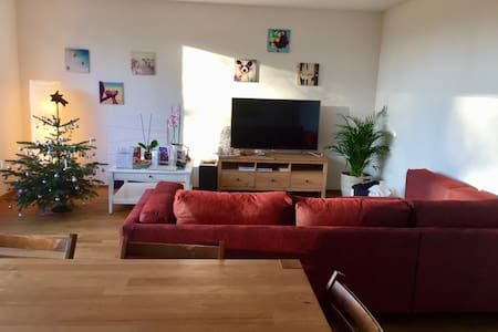 Modern Apartment | Quiet Neighbourhood in the City - Winterthur - Apartemen