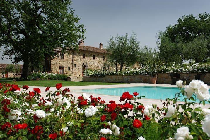 Toscana Relais Giotto - Civitella in Val di Chiana - Pis