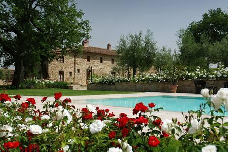 Toscana Relais Giotto - Civitella in Val di Chiana - Διαμέρισμα