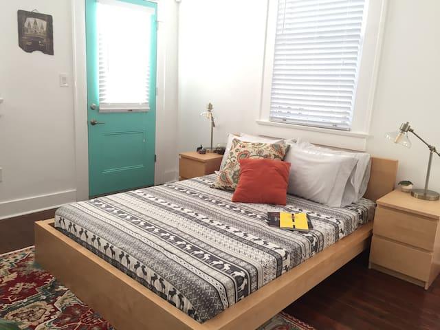 Cozy Room in Central City- NOLA