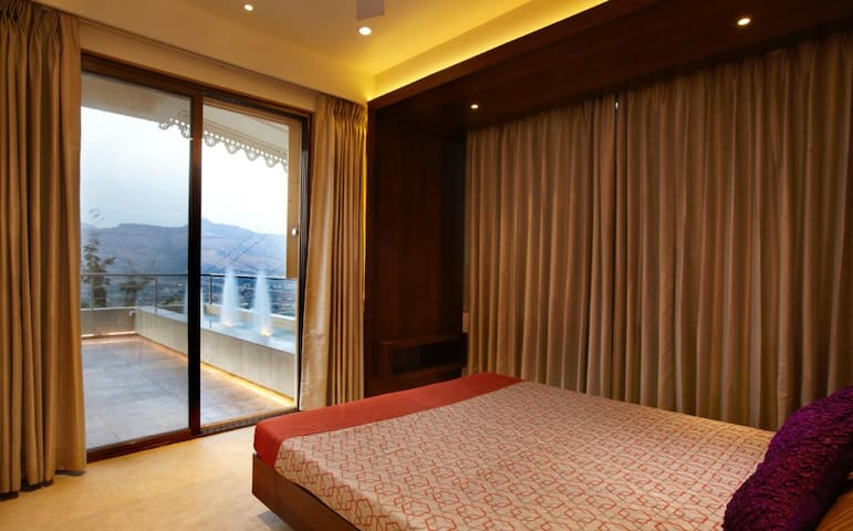 Master Bed Room in Ground Floor