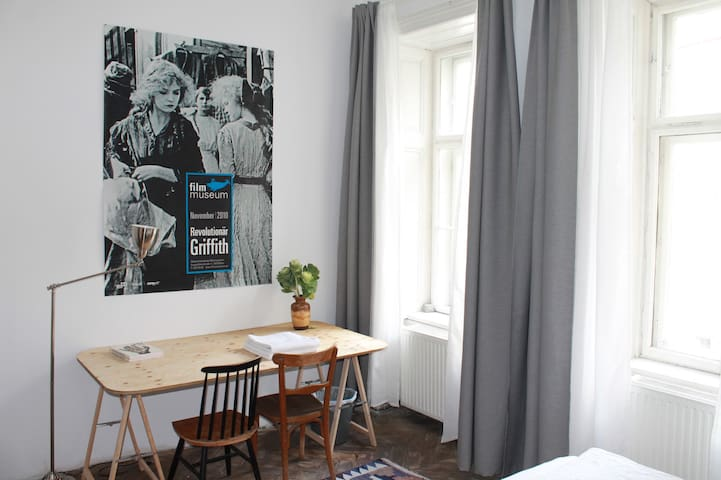 Spacious Room in a student flat
