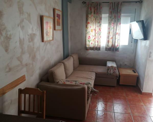 Alojamiento en Agua Amarga, Cabo de Gata