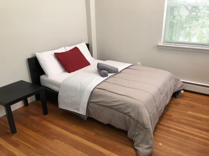Beautiful  private room at Harvard Sq 1