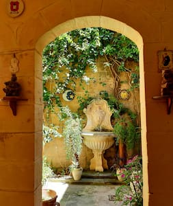 Mdina, a unique historic  B&B