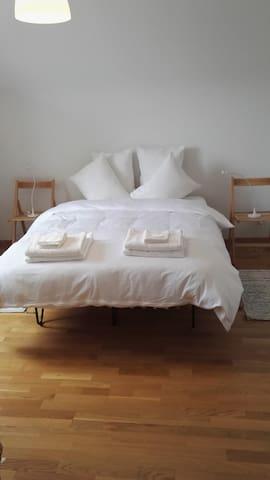 Stadt Aarau 5 Gehm. HB Zimmer1 in Gästewohnung