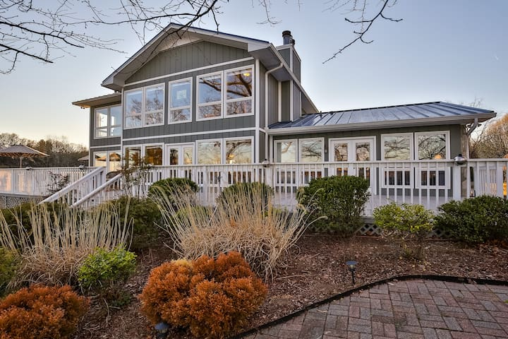 Waterfront Old Hickory Lake House - Mount Juliet - Ev