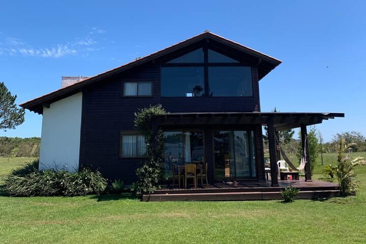 Casa na Rajada - Beira da Lagoa dos Barros Osório