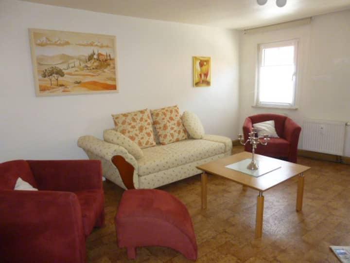 2 Zimmer-Küche-Bad im Zentrum von Bad Bergzabern