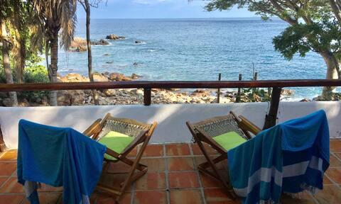 Beach bliss! Chonchos/Chimo/Puerto Vallarta/Yelapa