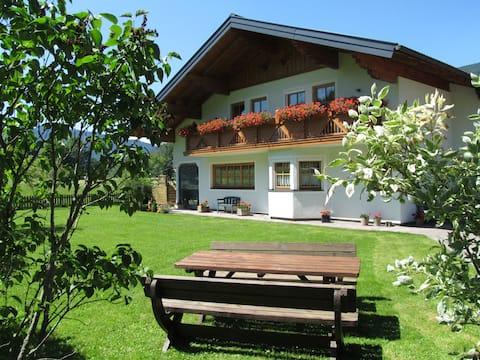 Appart  Waldblick   im Ferienhaus Kahr