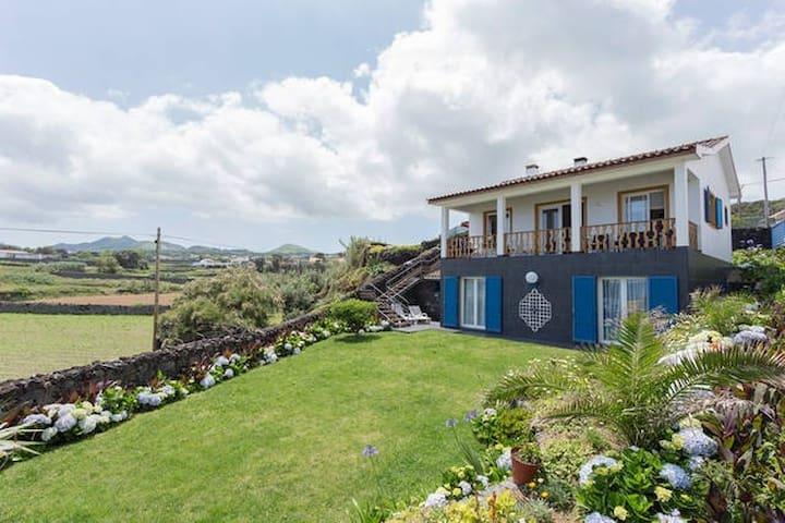 NEW: Varanda do Mar House - Sea view & Golf Camp - Capelas - Casa