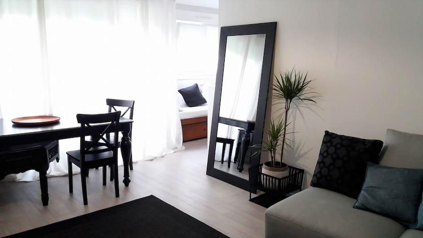Appartement lumineux à Beaumont sur Oise, 50m2 - Beaumont-sur-Oise - Byt